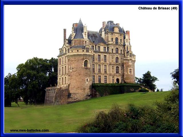 Chateau le plus haut de france