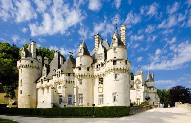 Chateau les plus visités en france
