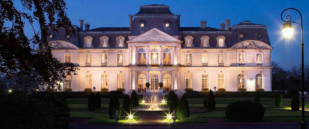 Chateaux et hotels de charme