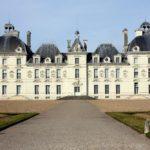 Chateau de la loire moulinsart