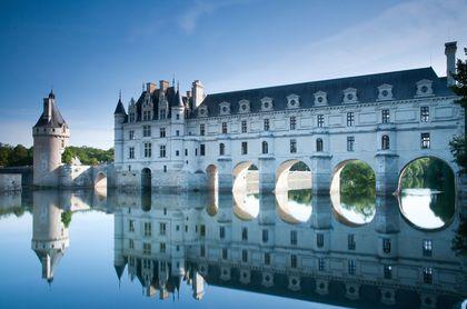 Plus beaux châteaux de france