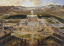 Histoire de versailles le chateau