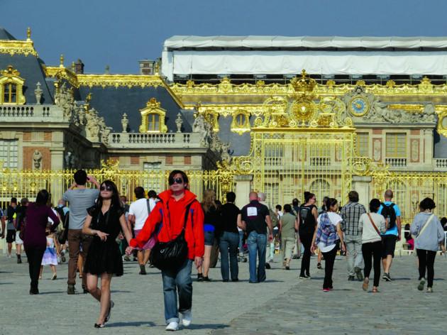 Chateau de versailles tourisme chateau u montellier for Office de tourisme versaille