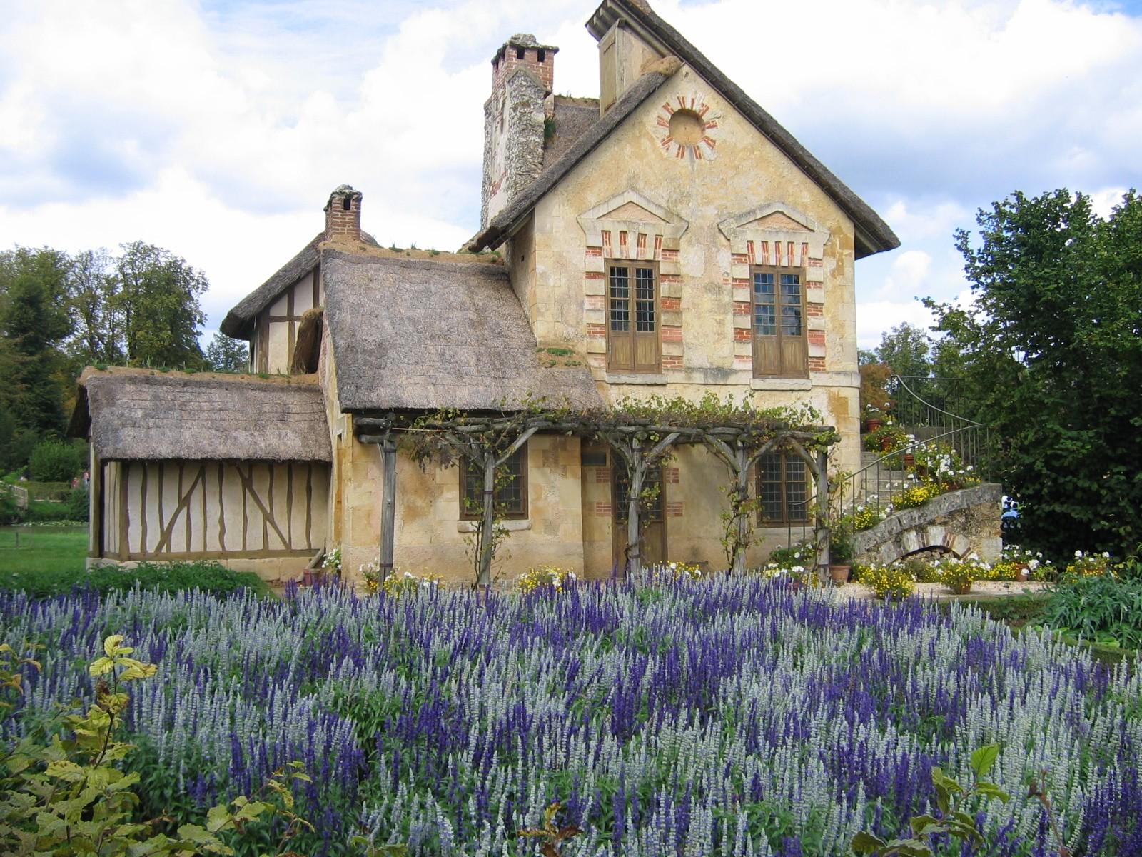 Chateau de versailles marie antoinette