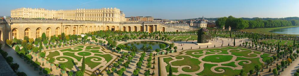 Le chateaux de versaille chateau u montellier - Les jardins du chateau de versailles ...