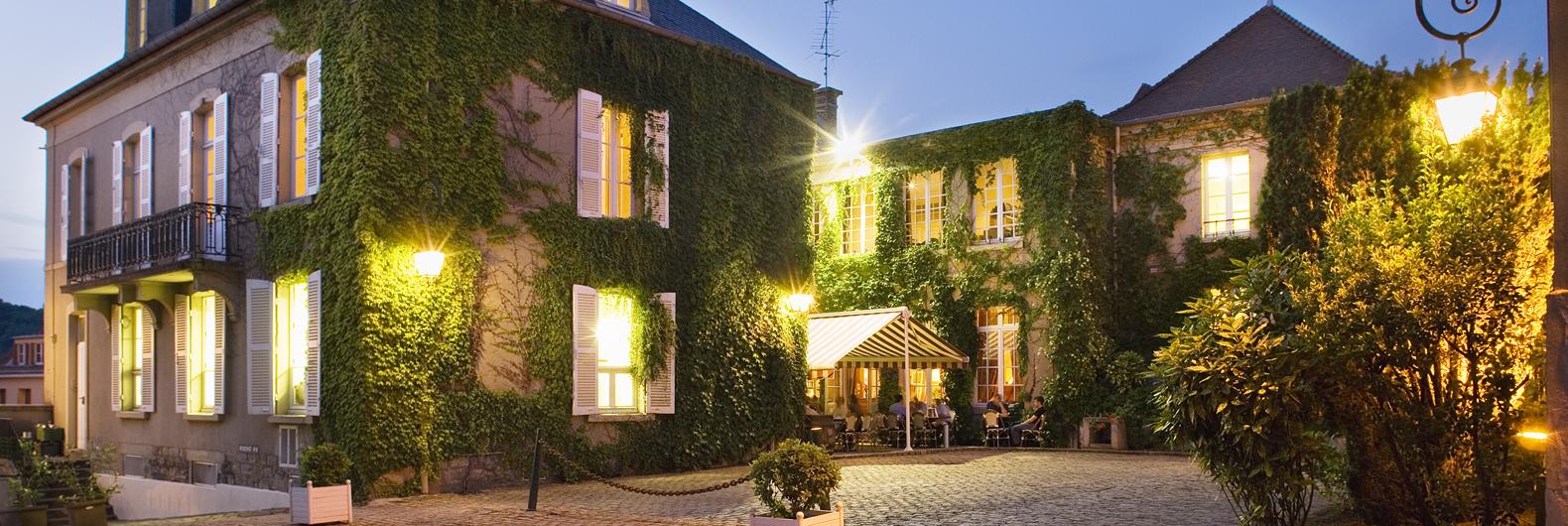 Hotel restaurant de charme bourgogne