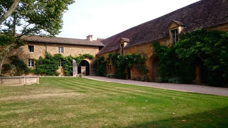 Relais chateau beaujolais