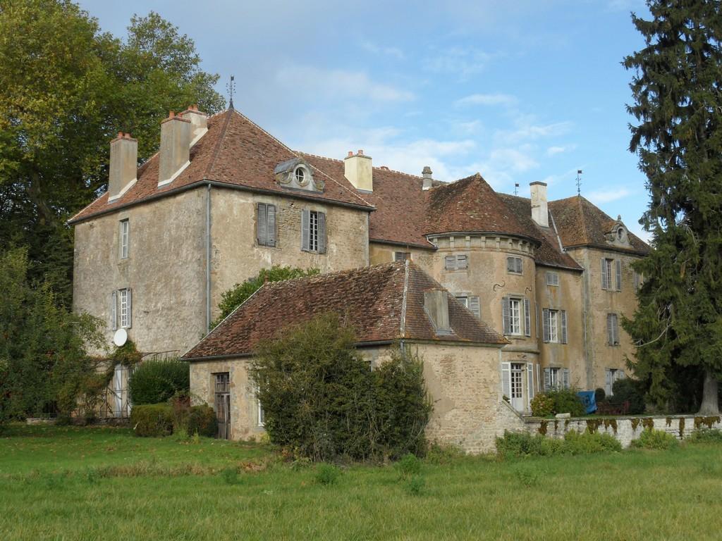 Chateau A Restaurer Dans L Yonne