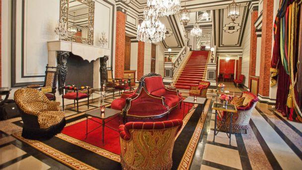 Hotels et chateaux relais