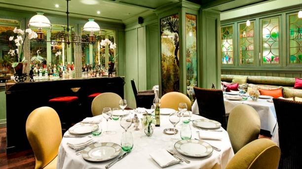 Relais chateaux restaurants