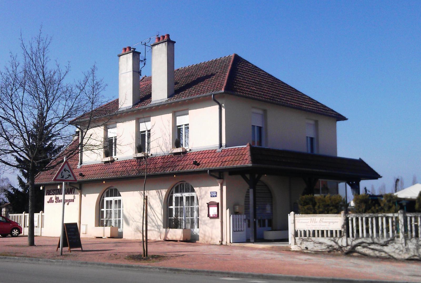 Hotel De Charme Dijon Piscine