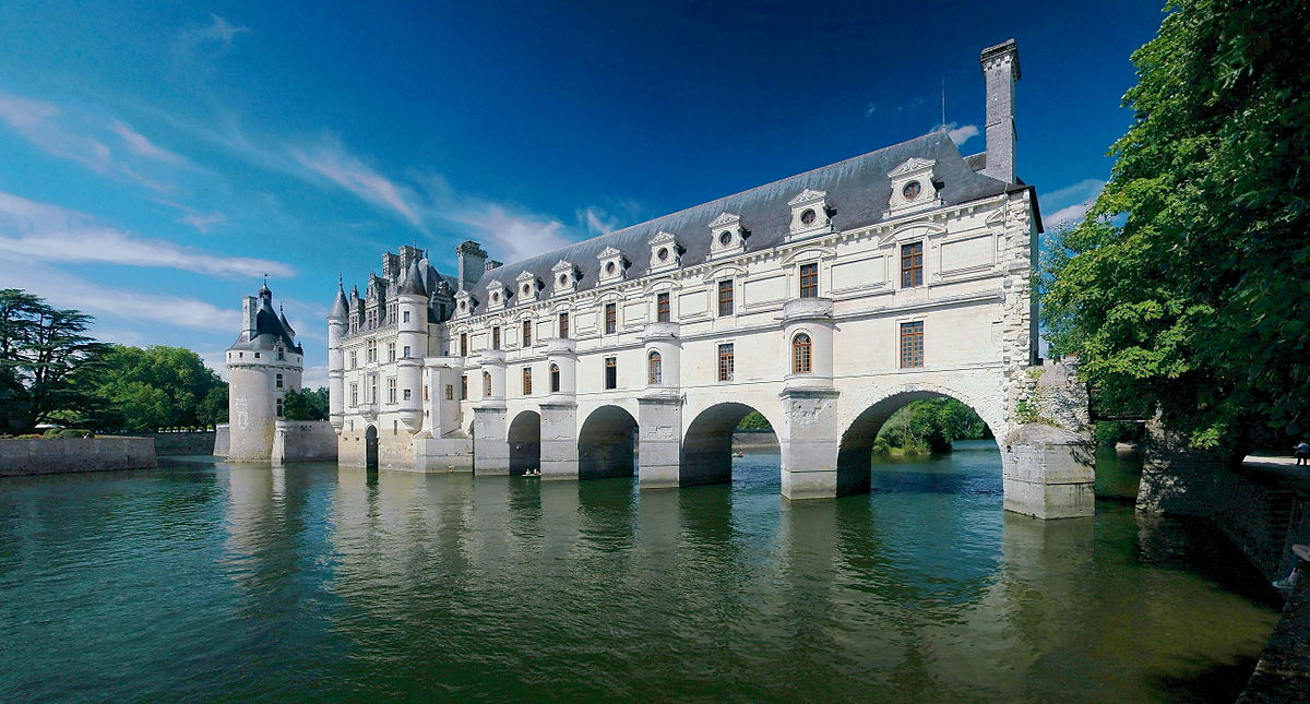 Image du chateau de chenonceau