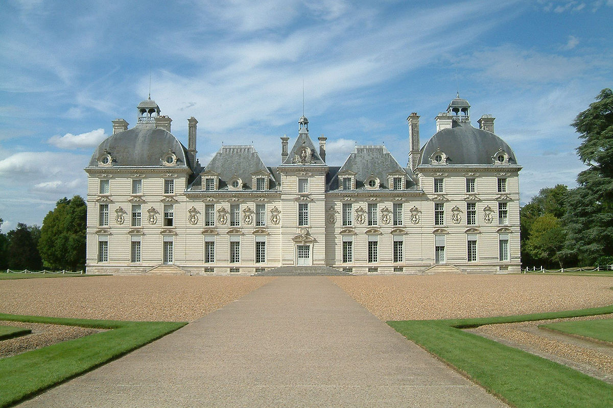 Chateau tintin loire