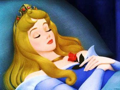 Belle au dormant