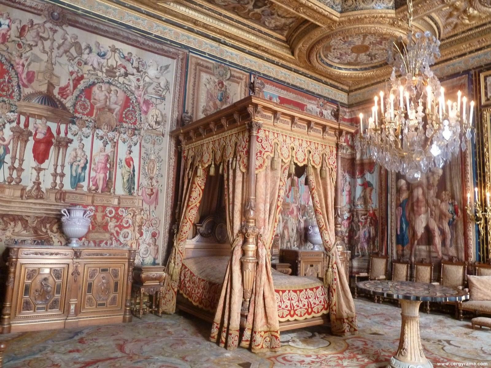 Chateau de fontainebleau interieur chateau u montellier for Chateau de versailles interieur