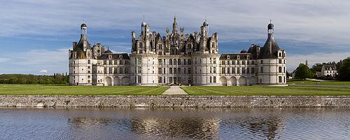 Chambord chateau histoire