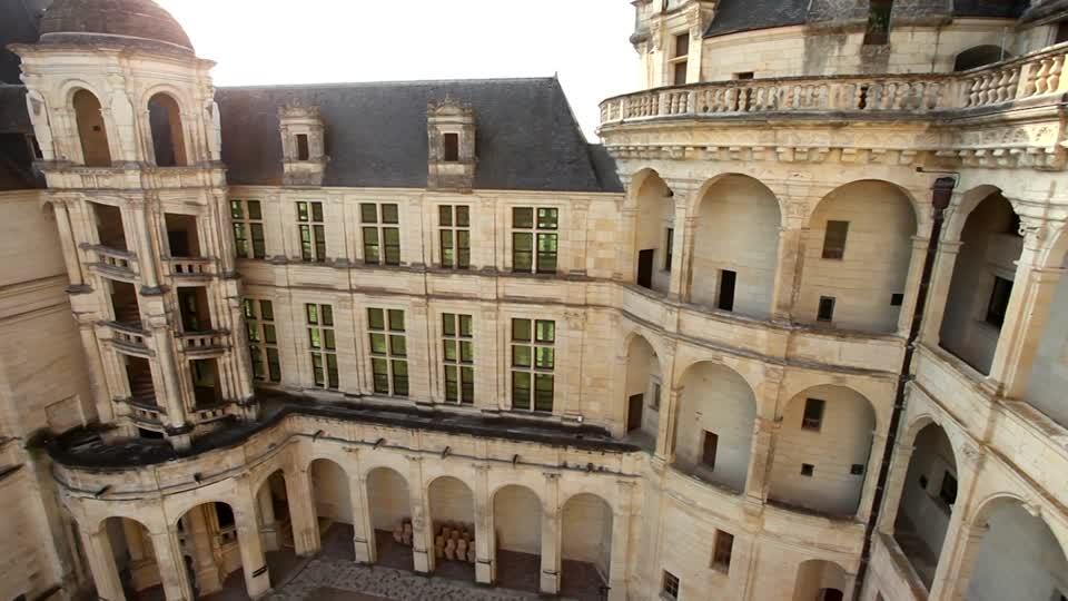 Vidéo chateau de chambord