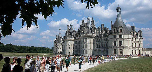 Chateau royal de chambord