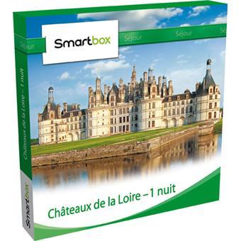 Smartbox chateau loire