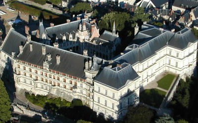 Chateau de blois adresse