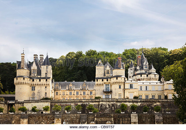 Chateau rigny usse france