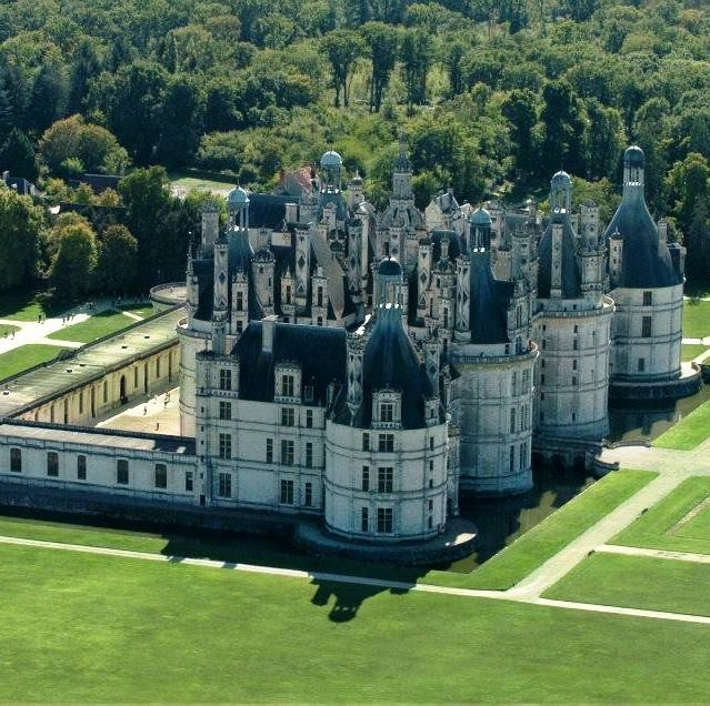 Chateau de la loire cadeau