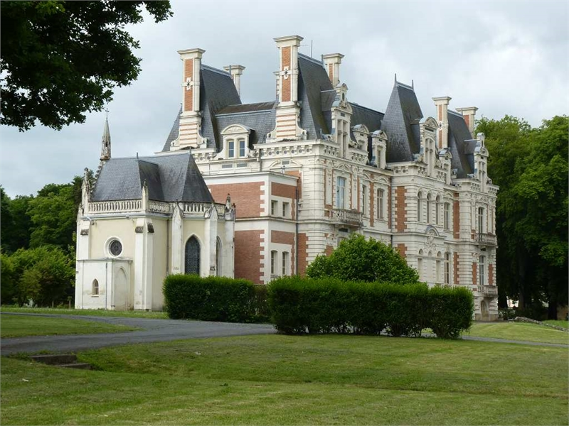 Achat Chateau Loire Chateau U Montellier