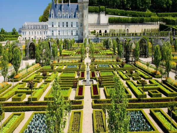 Chateau usse tours