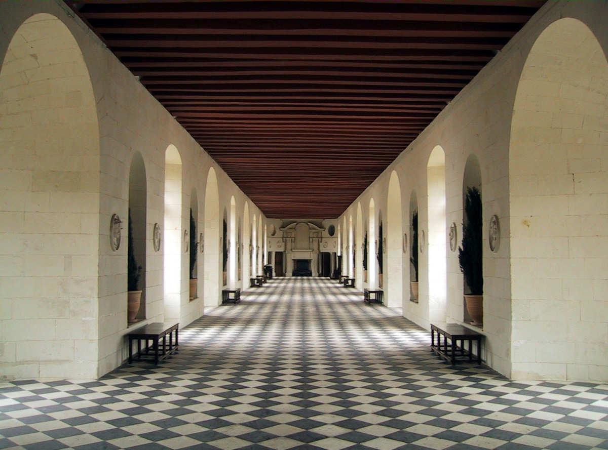 Histoire chateau de chenonceau