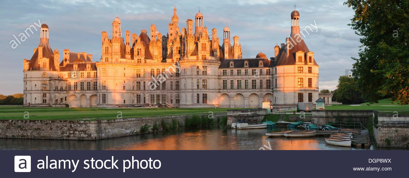 Chateau de chambord departement