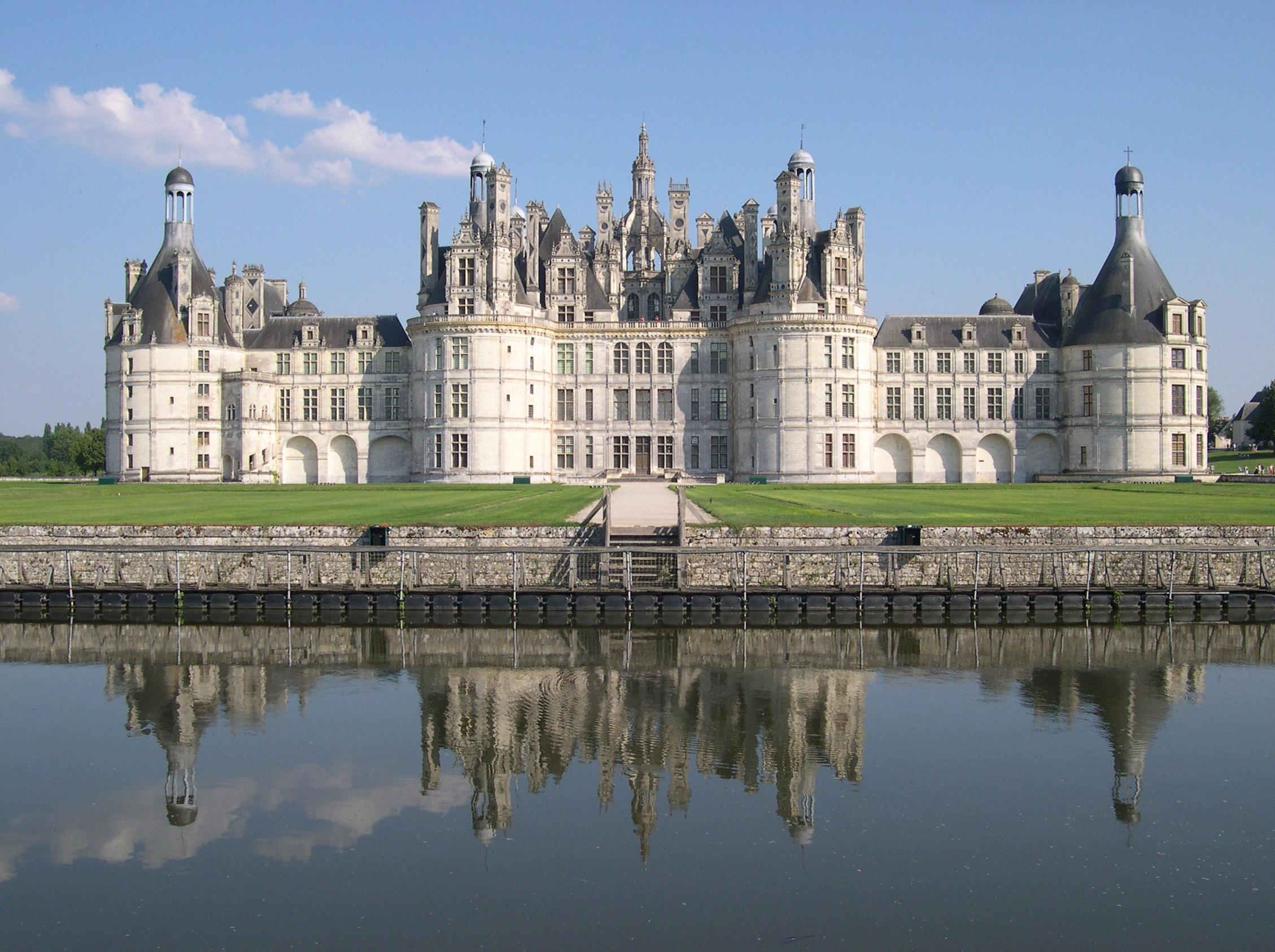 Francois premier chateau