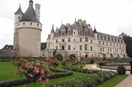 Visiter les chateaux de la loire depuis paris