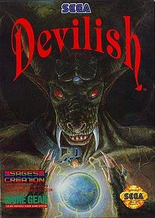 Devilish game gear