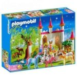 Pavillon des fées et licornes playmobil