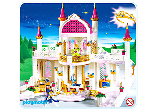 Chateau 4250 playmobil