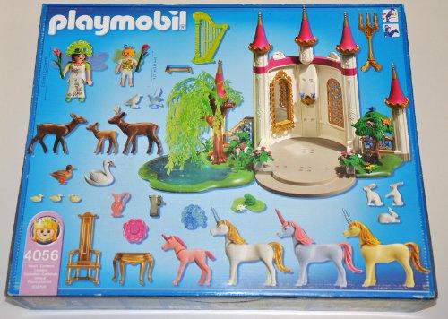 Playmobil pavillon des fées et licornes