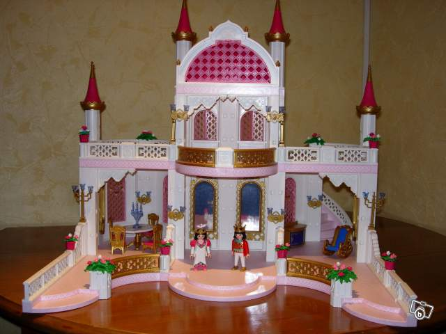 Emejing chateau princess playmobil gallery design trends 2017