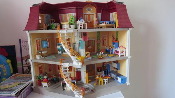 Vente maison playmobil
