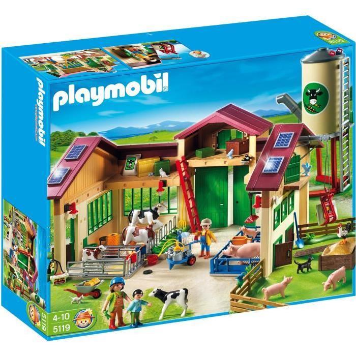 Achat ferme playmobil