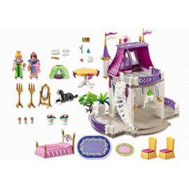 Playmobil chateau cristal