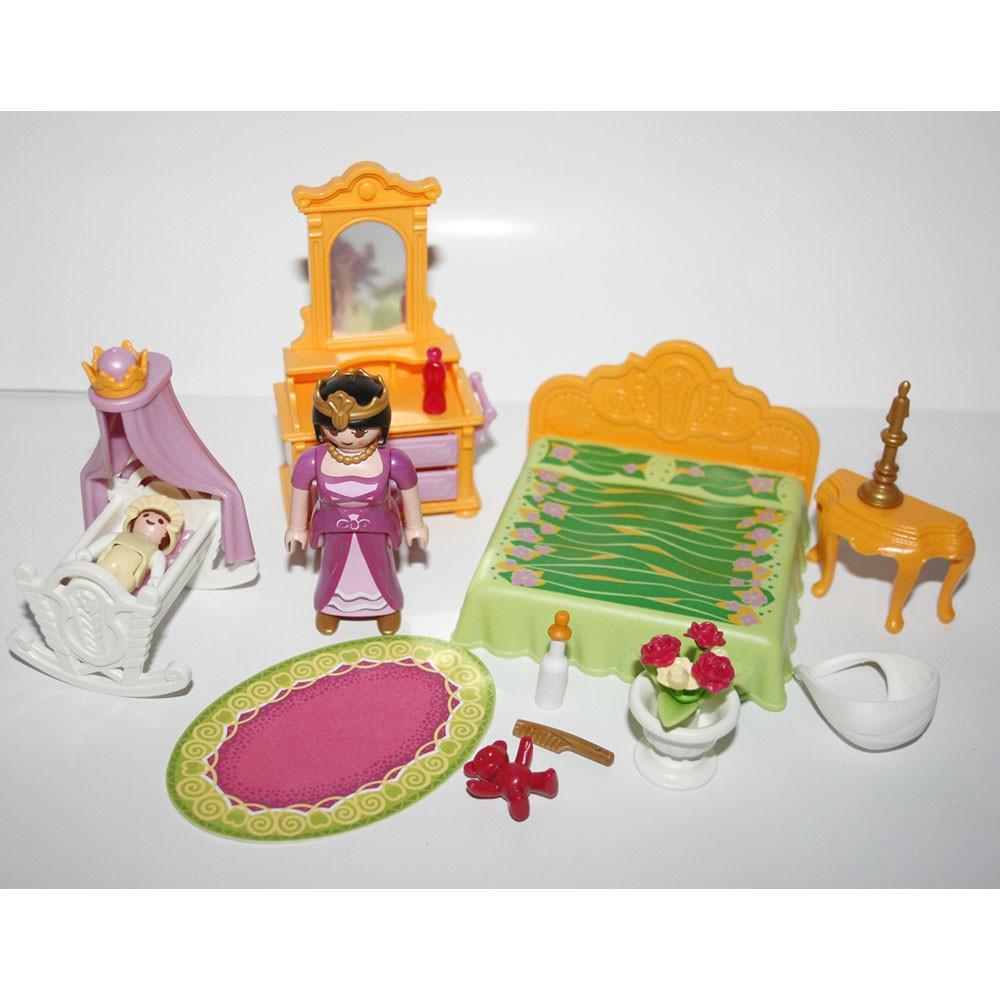 chambre princesse playmobil chateau u montellier - Playmobil Chambres Princesses