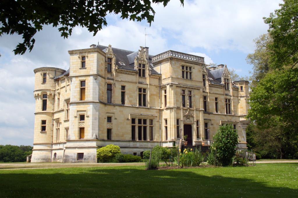 Chateau En France A Vendre
