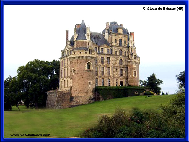 Chateau le plus haut de france