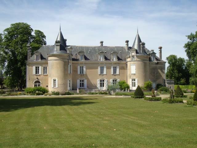 France chateau a vendre