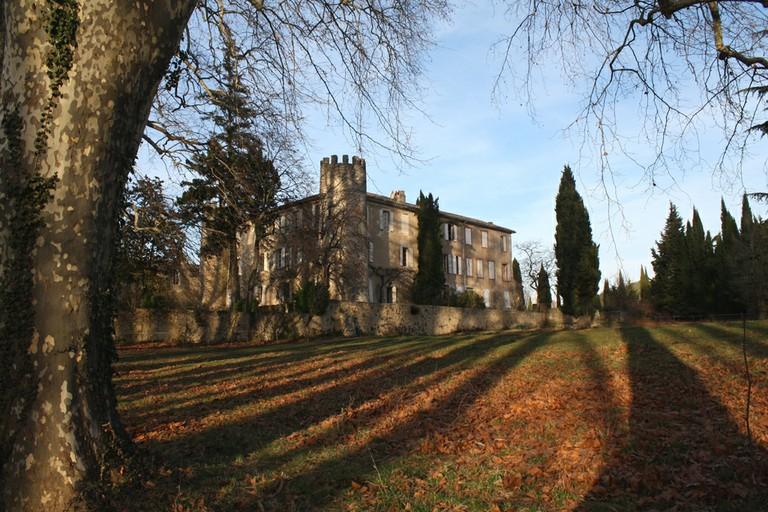 Chateau a vendre sud de la france