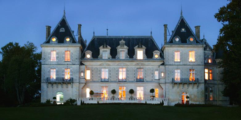 Chateau hotel de france