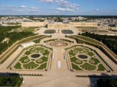 Chateau de versailles et ses jardins