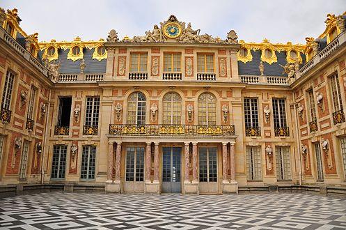Architecte du chateau de versailles