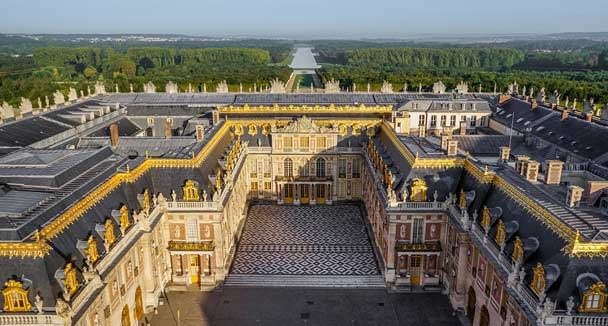 Adresse chateau versailles