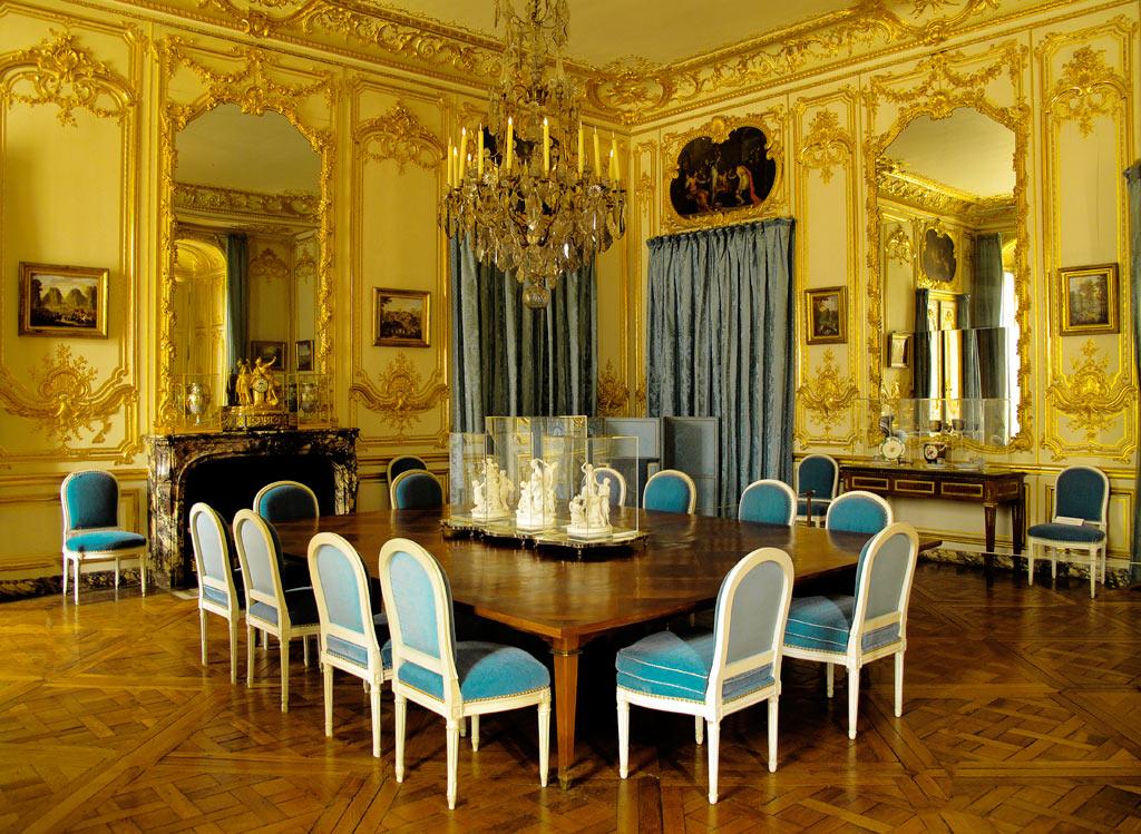 Style chateau de versailles